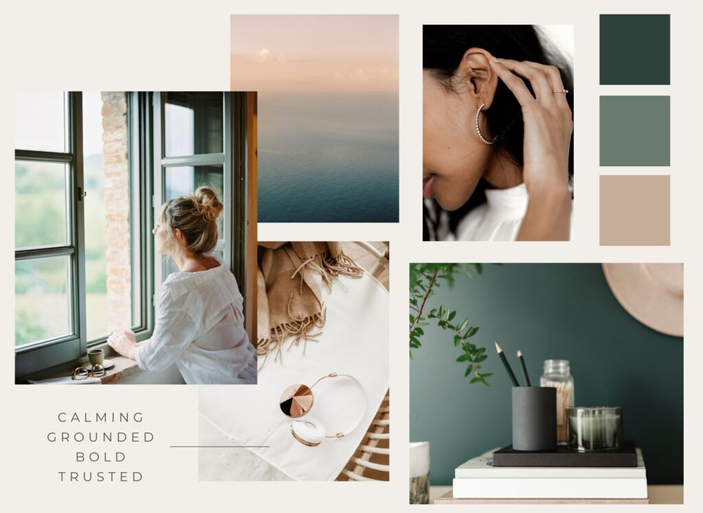 How to create a color palette DIY