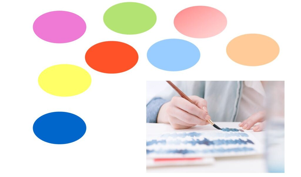 color psychology in branding and visual marketing - group 1 colors