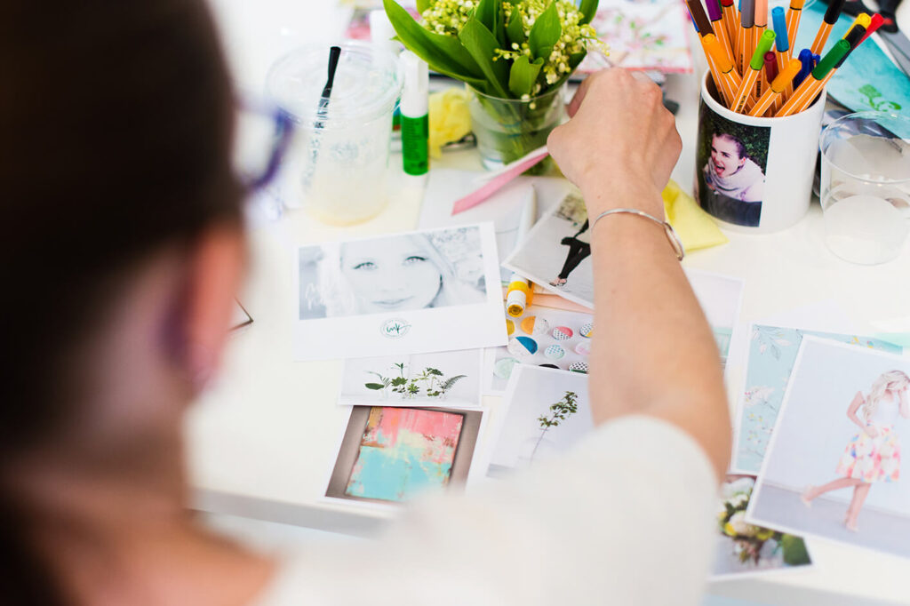 how to style your brand - clear goals